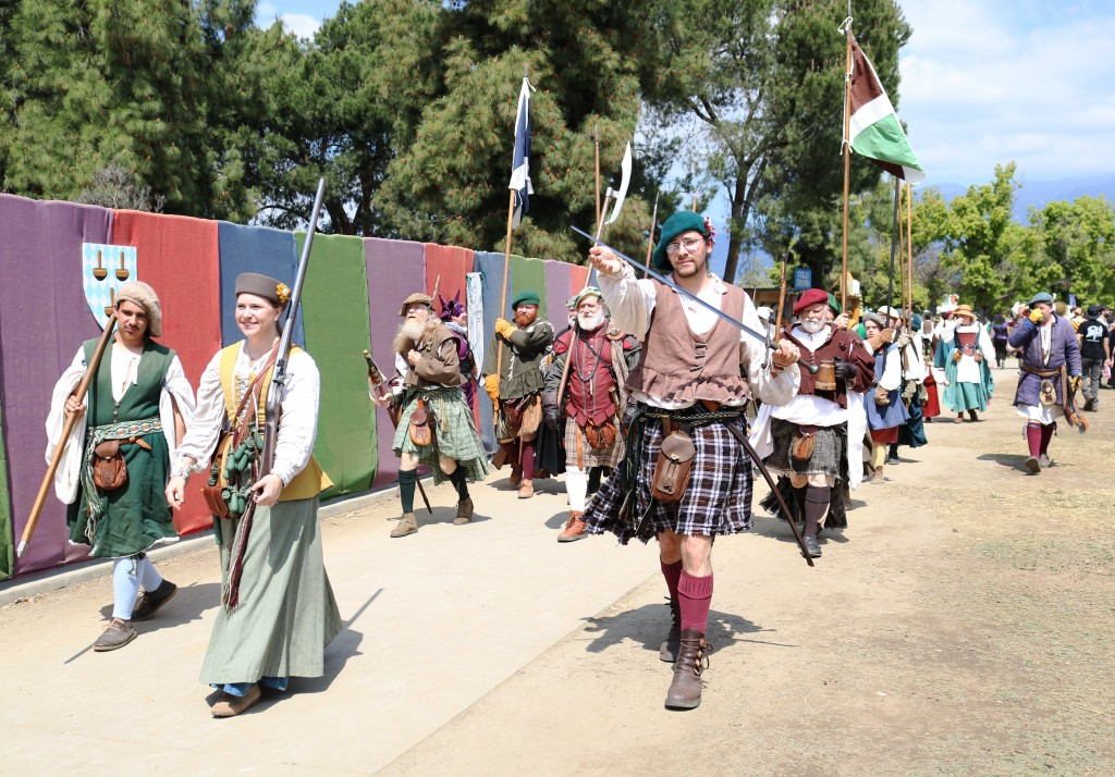 Opening Day at The Original Renaissance and Pleasure Faire