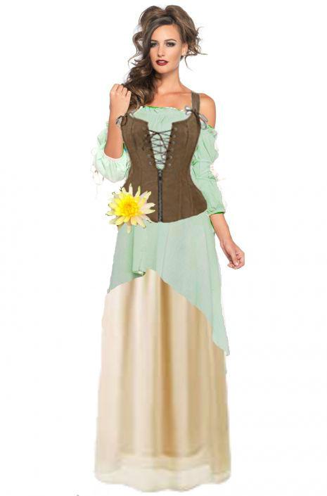 One Costume Three Ways Diy Renaissance Tiana Pure Costumes Blog