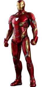 Avengers Suits Changes iron man mark 50