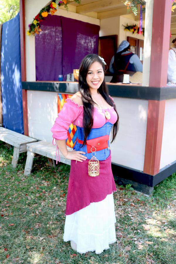 One Costume Three Ways Diy Renaissance Mulan Pure Costumes Blog