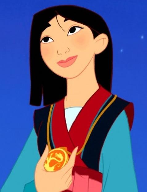 Mulan medal