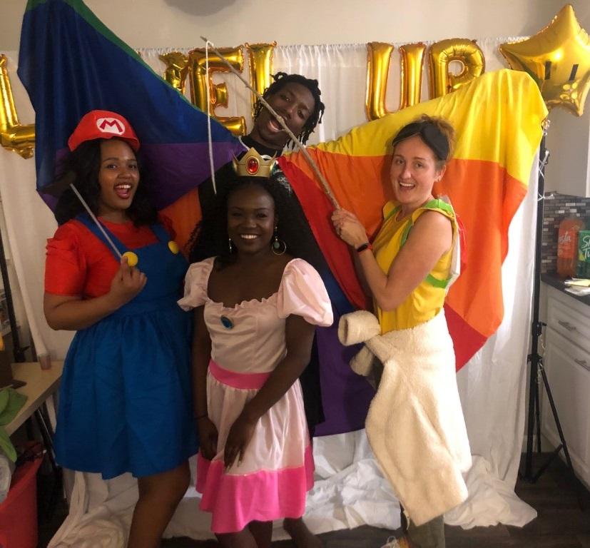 DIY Super Mario Birthday Party