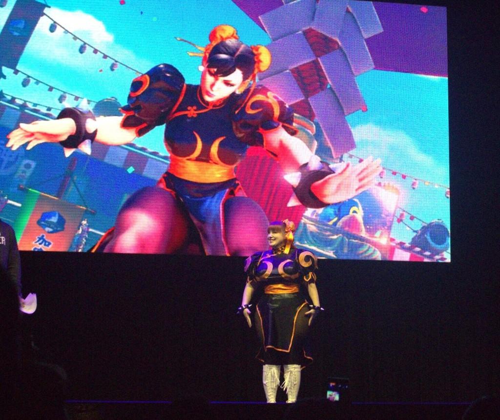 Anime Expo Street Fighter Ultimate Cosplay Showdown Chun Li SFV Default
