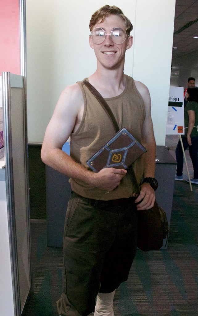 Anime Expo 2019 Cosplay Recap Milo Thatch from Atlantis: The Lost World