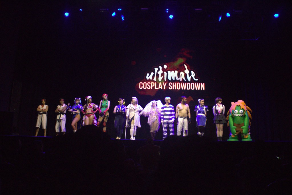 Anime Expo Street Fighter Ultimate Cosplay Showdown The Final Ten