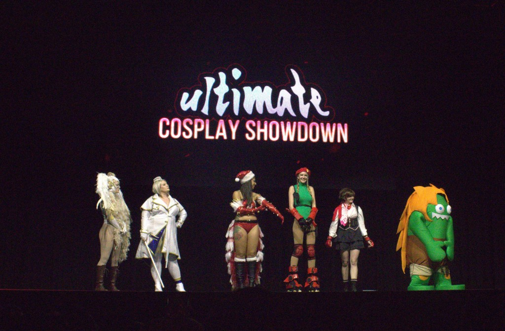 Anime Expo Street Fighter Ultimate Cosplay Showdown The Final Five