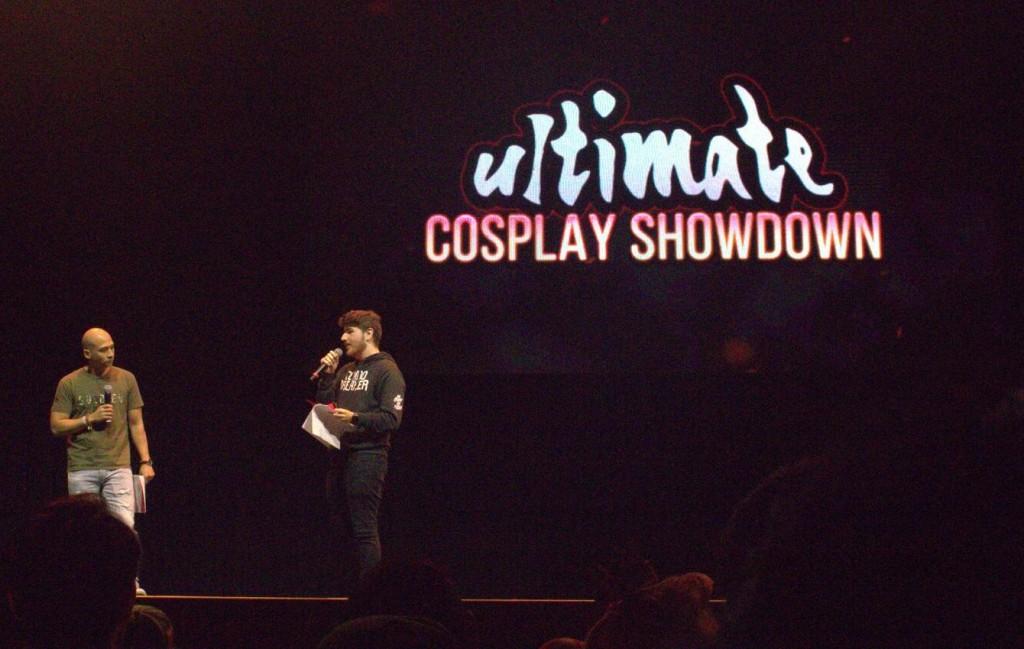 Street Fighter Ultimate Cosplay Showdown