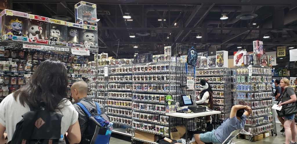 My First Comic Con experience