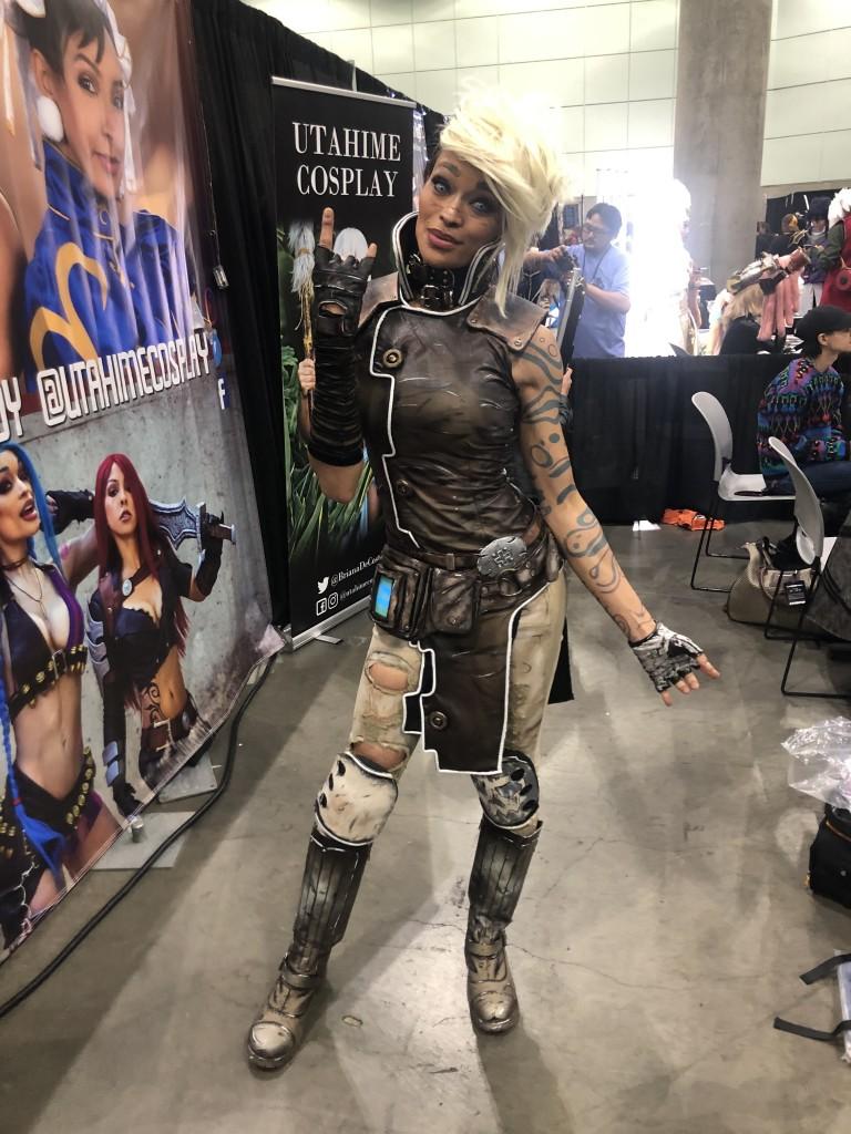 Los Angeles Comic Con Cosplay Recap Tyreen Borderlands