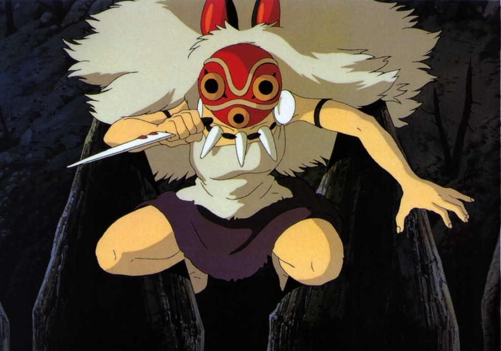 DIY Costume Face Mask princess-mononoke-screenshot
