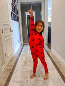Quarantined Costume Fashion Show Miraculous Ladybug