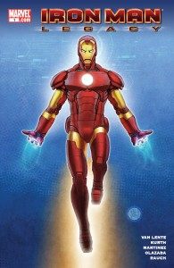 Kids Superhero Powers iron man