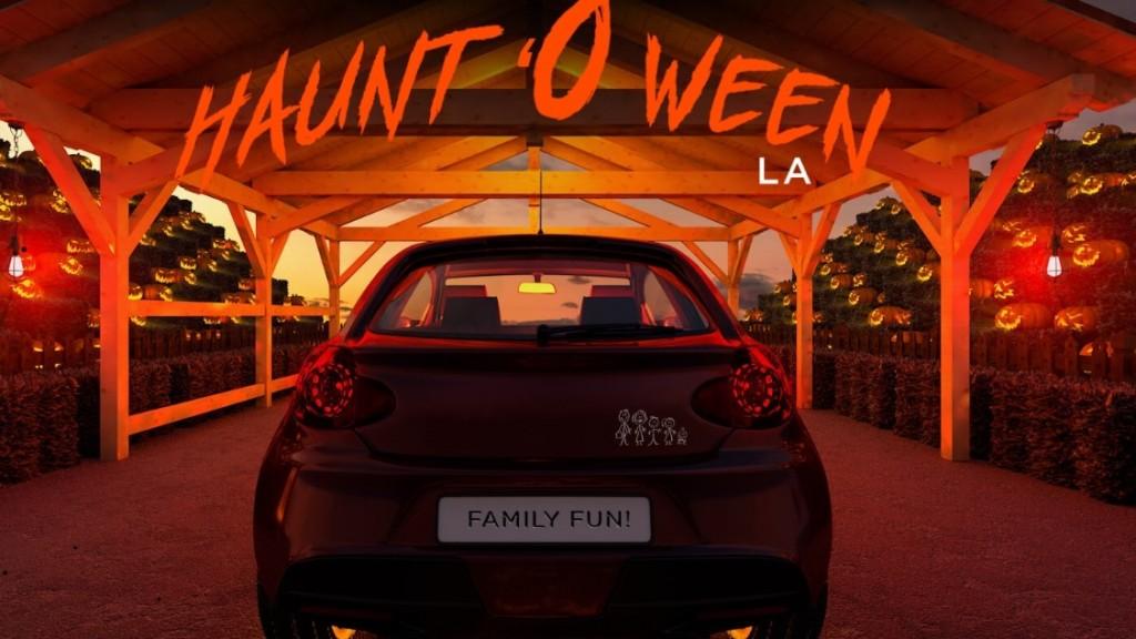 drive-thru Halloween events hauntoween