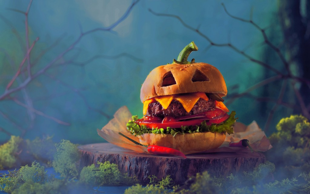 drive-thru Halloween events