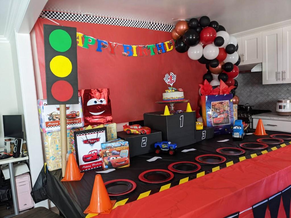 Disney Cars Party