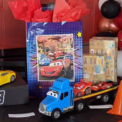 Disney Cars Party bag-toys