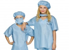 doctors nurses scrubs
