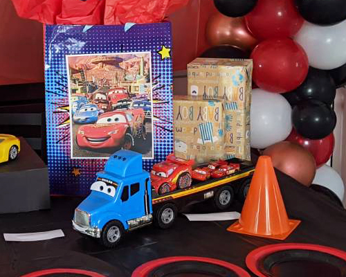 Disney Cars Party toys