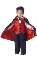 Vampire Toddler Costume