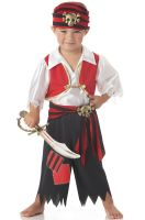 Ahoy Matey! Toddler Costume
