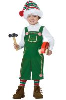 Jolly Lil' Elf Toddler Costume