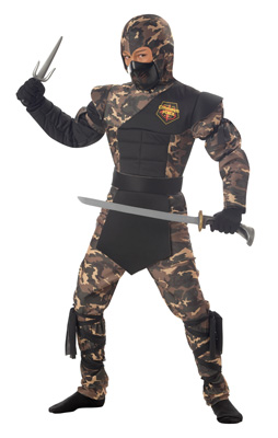 Ninja costumes | Ninja swords | Ninja costumes for kids | Adult