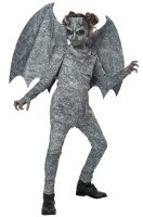 Gargoyle Girl Child Costume