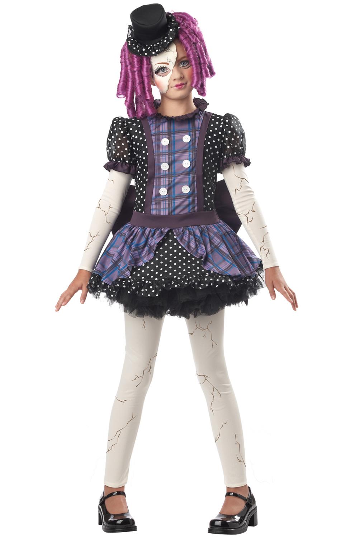 Broken Doll Child Costume  sc 1 st  Pure Costumes & Mavis Child Costume - PureCostumes.com
