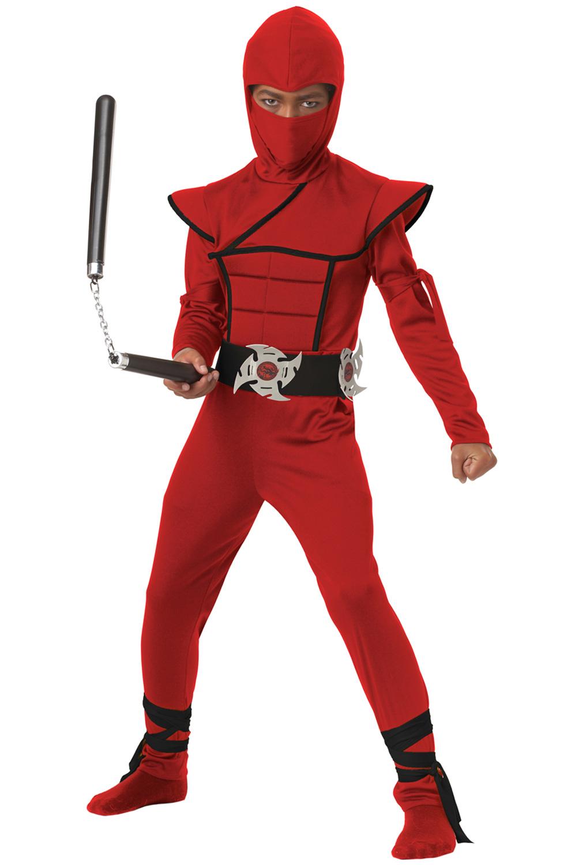 Lego Ninjago Halloween Costume