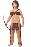 Native American Brave Child Costume