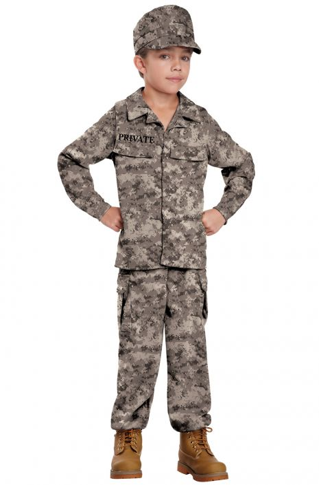 Soldier Child Costume  sc 1 st  Pure Costumes & Soldier Child Costume - PureCostumes.com