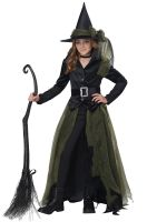 Cool Witch Child Costume