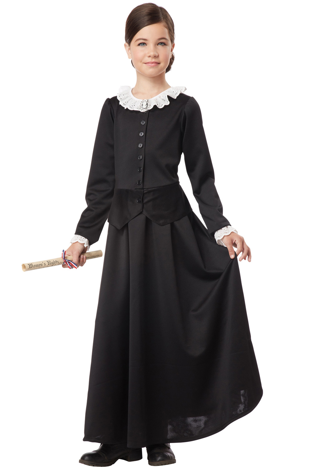 susan b anthony harriet tubman child costume. Black Bedroom Furniture Sets. Home Design Ideas