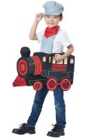 All Aboard! Toddler Costume