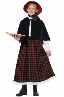 ... holiday caroler child costume ...  sc 1 st  Best Kids Costumes : california costume collections inc  - Germanpascual.Com