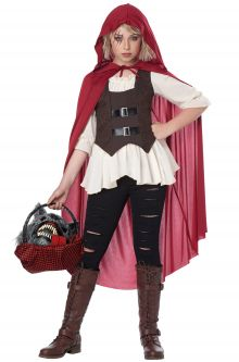 Little Red Riding Hood Costumes Purecostumes Com