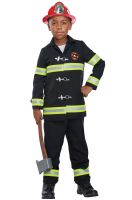 Junior Fire Chief Child Costume