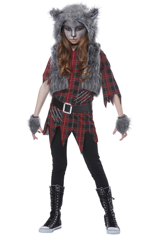 Werewolf Girl Child Co...