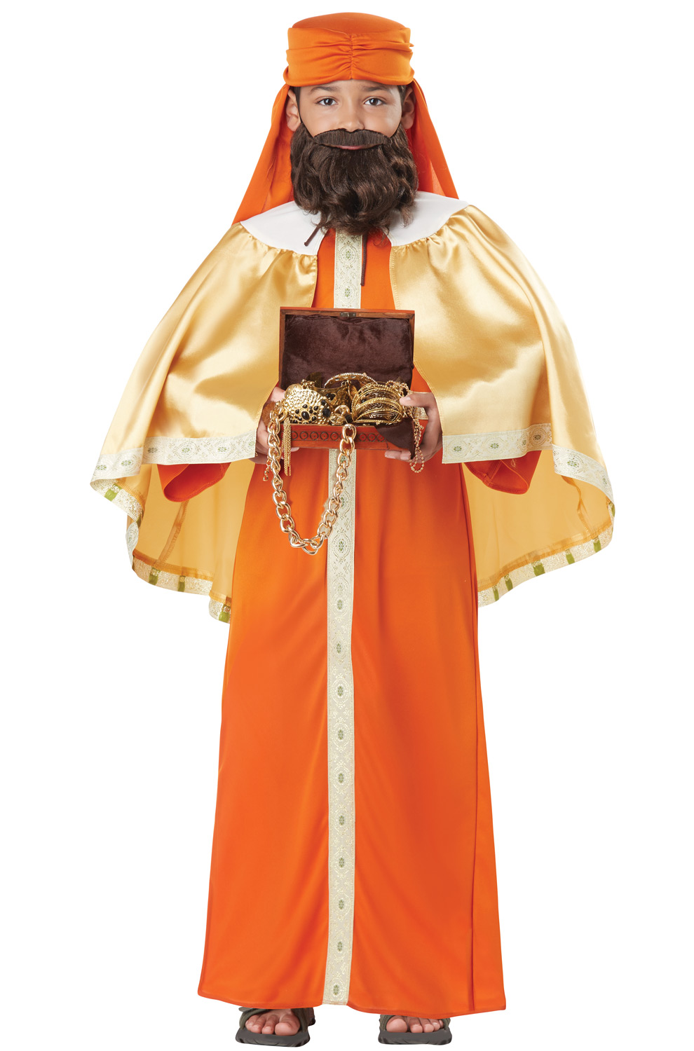 how to make a wise man costume