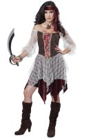 South Seas Siren Pirate Adult Costume