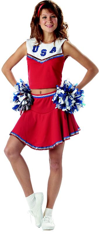 Cheerleaders Costume