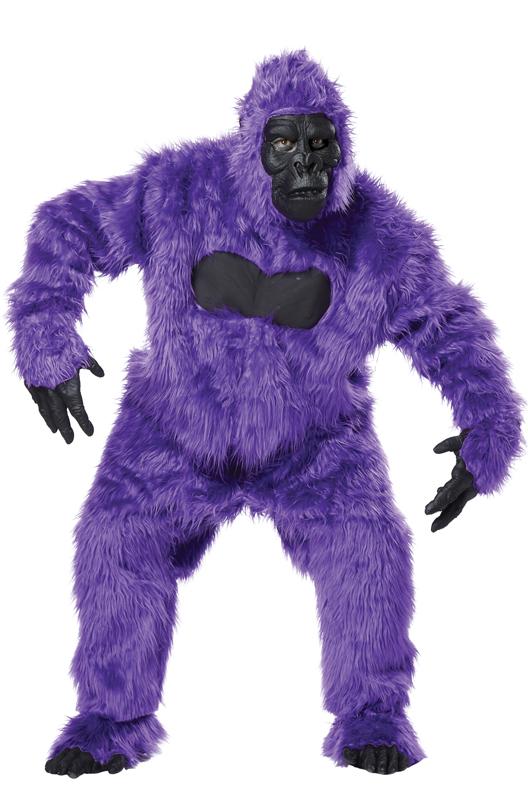 Gorilla King Kong Men Suit Adult Halloween Costume Outlet