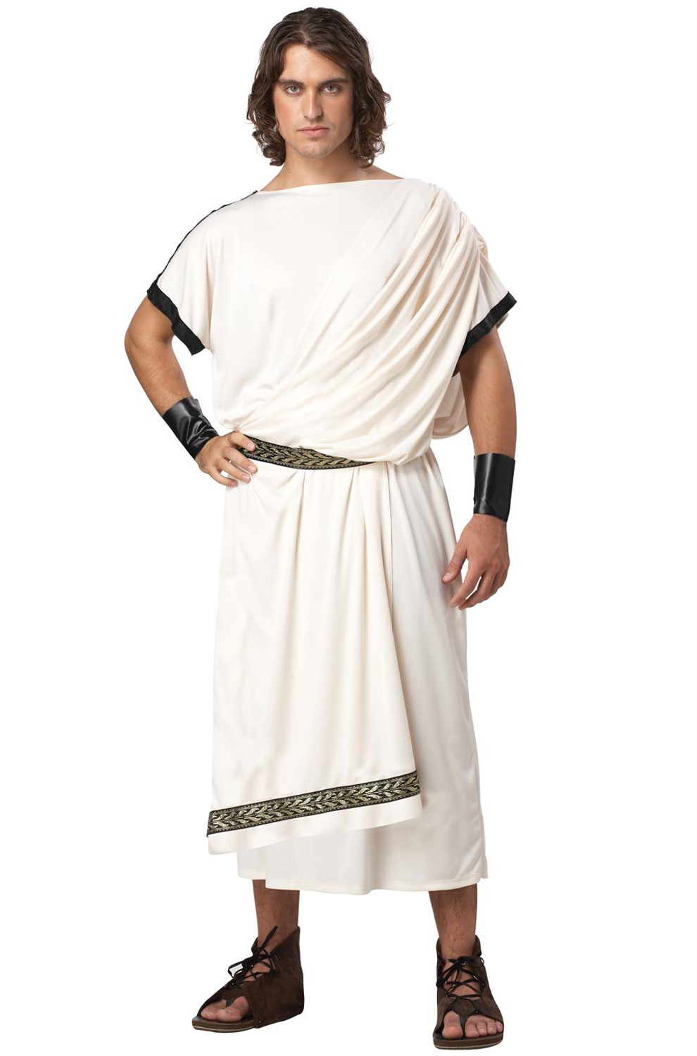 How To Make A Guy Toga Men's Delux...