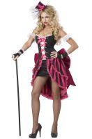 Parisian Showgirl Adult Costume