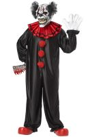 Last Laugh, The Clown Adult Costume
