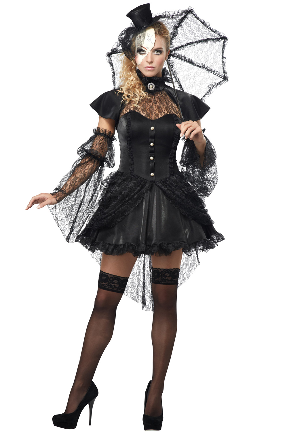 Porcelain Doll Costumes Adults Victorian Doll Adult Costume