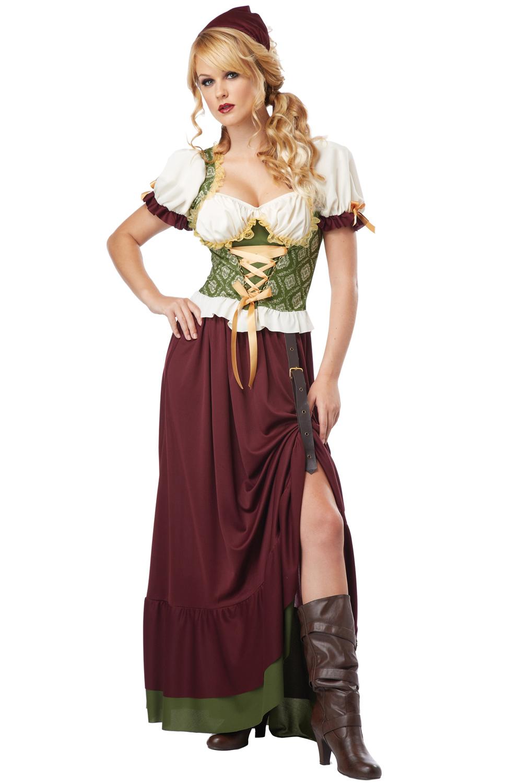 Renaissance Clothing Women