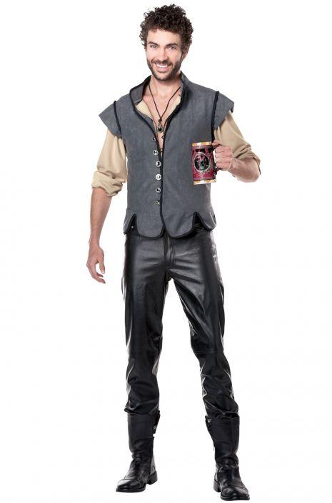 captain john smith adult costume