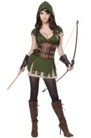 Lady Robin Hood Adult Costume
