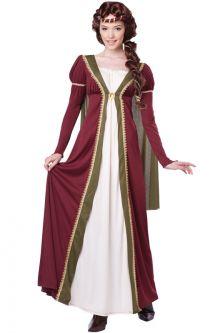 Nostradamus Costume Adult Renaissance Halloween Fancy Dress